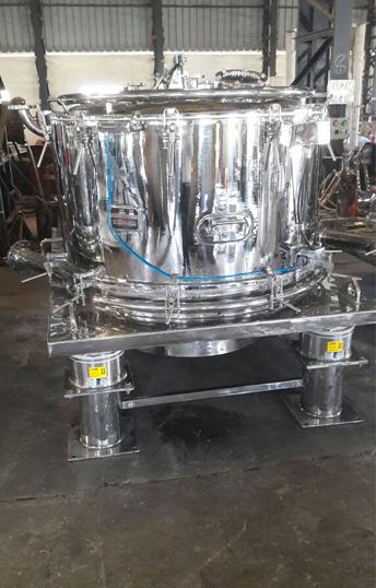 Filtration Centrifuge Machine Filtration Centrifuge